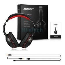AUSDOM M04S Wireless Bluetooth Stereo 4.0 NFC Headphone Headset for Cellphone PC