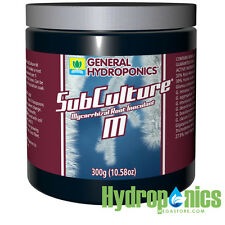 General Hydroponics SubCulture M Mycorrhizal Root Inoculant 300g GH