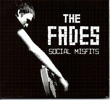 THE FADES - SOCIAL MISFITS - 2004 DIGIPAK CD ALBUM