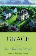 Grace by Jane Roberts Wood (2001, Hardcover) Autographed Copy