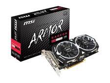 MSI RADEON RX 470 ARMOR 4G OC 4GB 256Bit GDDR5 PCIe 3.0 x16 HDCP DX12 CrossFireX