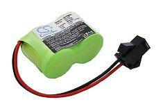 UK Battery for Panasonic KX-A16 KX-T1232 KX-T308 2.4V RoHS