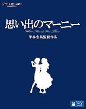 ANIMATION-WHEN MARNIE WAS THERE (OMOIDE NO MARNIE)-JAPAN Blu-ray Q85