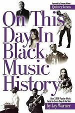 On This Day in Black Music History-ExLibrary