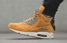 Nike Air Max 90 Sneakerboot Winter Waterproof - Wheat 684714-700 Mens Size 11