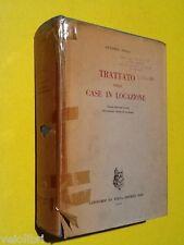 Visco, Antonio - TRATTATO DELLE CASE IN LOCAZIONE. 1959, Leonardo Da Vinci