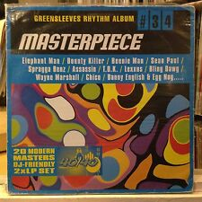 [REGGAE]~[VARIOUS ARTISTS]~EXC 2 DOUBLE LP~MASTERPIECE~[Elephant Man~Chico~Mr Ve