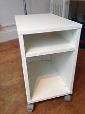Ikea Oltedal Bedside Table Or Under Desk Storage