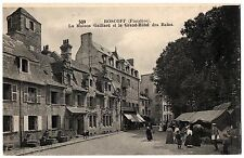 CPA 29 - ROSCOFF (Finistère) 509. La Maison Gaillard et le Grand-Hôtel des Bains