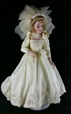 Bride Doll The Heirloom Tradition Bridal Collection By Priscilla Of Boston 1991