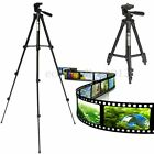 Flexible Folding Aluminum Tripod Stand & Bag Max 2kg For Digital Cameras DV