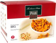 ProtiDiet- BBQ Protein Crisps Ideal Weight Loss (7/box)