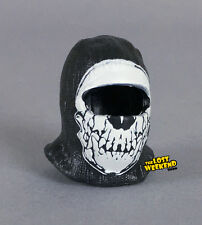 WWE Mattel Molded Skull Mask for Wrestling Figures Shield Rollins Reigns Elite