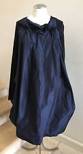 New without Tags XENIA DESIGN Long Sleeve Dress In Navy/Black, Size Medium