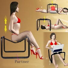 Sex chair lover Perfect no gravity Bungee Sex Hard Steel Pipe Stool XT
