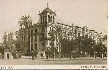 Tarjeta Postal Sevilla Hotel Alfonso XIII facsimil (CH-903)