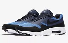 Nike Air Max 1 Ultra Essential Star Blue Obsidian Navy White Sz 10 819476-401