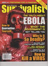 SURVIVALIST MAGAZINE #20 JANUARY/FEBRUARY 2015.