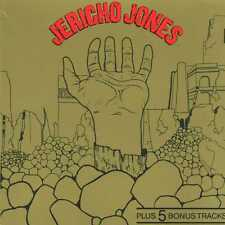 jericho jones - junkies monkeys ( ISR 1972) digipak  CD