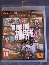 Jeux PLAYSTATION 3 PS3 GTA EPISODE FROM LIBERTY CITY