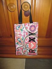 NWT ROXY Girls Desert Flower Insulated Lunch Bag-School, Nice!!