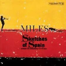 NEW Sketches Of Spain [lp] by Miles Davis CD (Vinyl) Free P&H