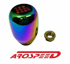 NEOCHROME BILLET TYPE-R STYLE RACING SHIFT KNOB FOR 02-09 NISSAN 350Z Z33