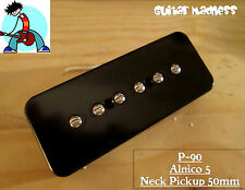 G.M. P-90 Pickup Neck Black Alnico 5