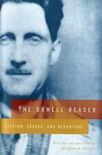 The Orwell Reader: Fiction, Essays, and Reportage by Orwell, George