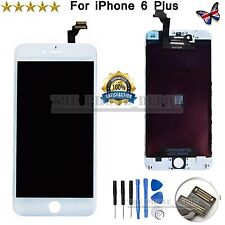 "For iPhone 6 Plus 5.5"" LCD Display Touch Screen Replacement Digitizer White UK"