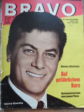 BRAVO 28 - 1962 (1) Tony Curtis Audie Murphy Senta Berger Berlinale Doris Day