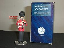 CORGI f07251 icona Guardie Scozzesi Band clarinettista METAL TOY SOLDIER Figura