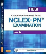 HESI Comprehensive Review for the NCLEX-PN� Examination by HESI (2014,...