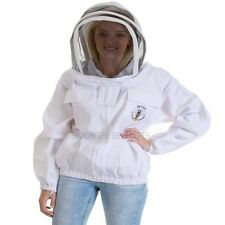 [ESPAÑOL] Buzz Beekeepers Jacket with fencing veil and front zip - SMALL