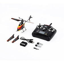 WLtoys V911 RC Helicopter Drone Radio 4CH 2.4G Single Blade Propeller Gyro RTF@~