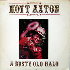 Hoyt Axton - A Rusty Old Halo - cassette tape