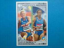Panini Italia Team Rio 2016 Aggiornamenti A 6 Margherita Magnani Dariya Derkach