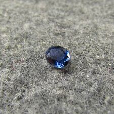UNHEATED Natural Cornflower Blue Montana YOGO Sapphire Documentation Oval Gem BN