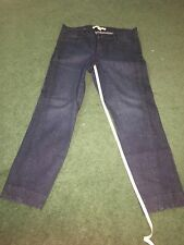 Women's Dark Blue Old Navy Classic Rise Size 6Short 27Inches Inseam Jeans