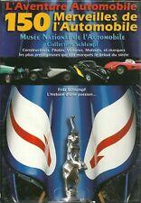 CD-ROM : L'AVENTURE AUTOMOBILE - 150 MERVEILLES AUTOMOBILE - COLLECTION SCHLUMPF
