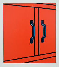 Patrick Caulfield Hand Signed Numbered Silkscreen We wanted to bleed the silence