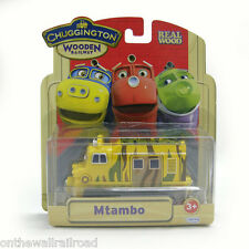 MTAMBO Chuggington Wooden Railway NEW IN BOX fits Thomas Wooden
