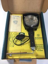 VINTAGE WESTINGHOUSE SUPER 88 MOVIE LIGHT WITH ORIGINAL BOX WORKING VIDEO FILM