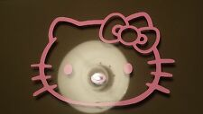 5inches x 3.5inches HELLO KITTY SANRIO CAR WINDSHIELD LAPTOP DECAL =1pc