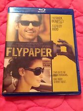 FLYPAPER BLU-RAY 2011 CRIME COMEDY MOVIE PATRICK DEMPSEY ASHLEY JUDD