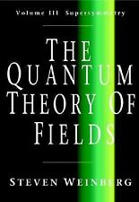 The Quantum Theory of Fields, Vol. 3: Supersymmetry-ExLibrary