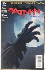 Batman #23 (2011 New 52) 1St Print. Near Mint Condition. Bagged And Boarded.