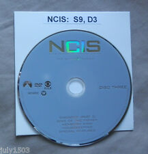NEW Genuine NCIS Season 9 Disc 3 Replacement DVD, free shipping!