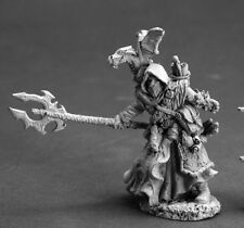 Trathus Varr Wizard Reaper Miniatures Dark Heaven Legends Mage Sorcerer Caster