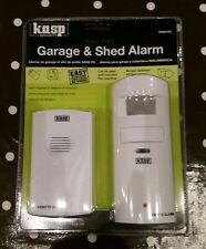 KASP EMS6103 WIRELESS GARAGE & SHED ALARM